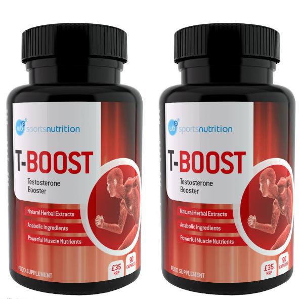 Wbp T Boost Testosterona Aumentar Estimulator Natural