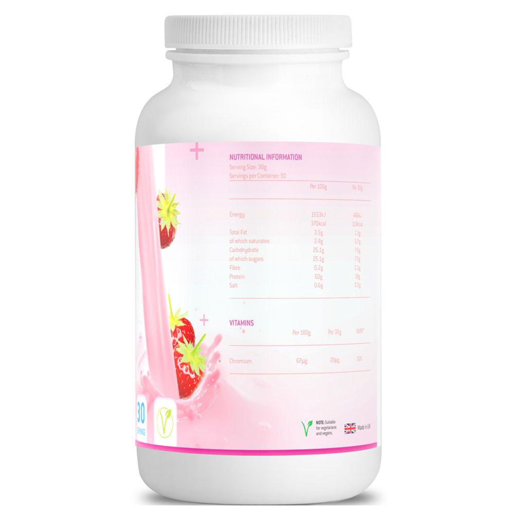 protein shakes strawberry powder for women amp diet plan